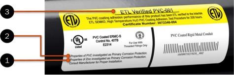 ETL认证标签