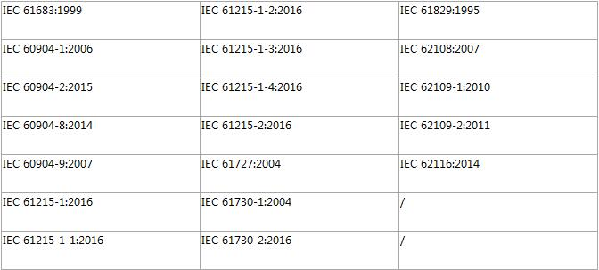 IECEE认证标准